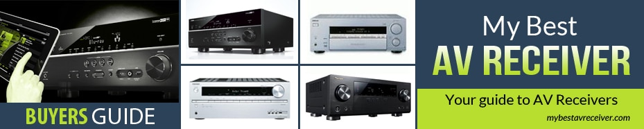 My Best AV Receiver