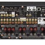 Pioneer Elite Sc-79 9.2 Channel Network AV Receiver back