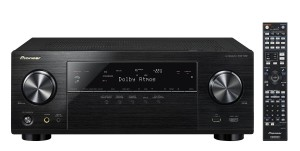 Pioneer VSX-1130-K 7.2-Channel Front View
