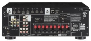 Pioneer VSX-1123 7.2-Channel Network A/V Receiver