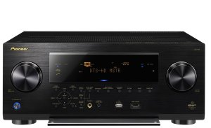 Pioneer Elite SC-89 AV Receiver Front view