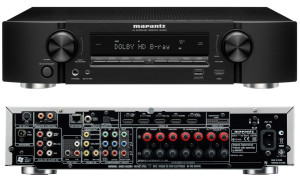 Marantz av receiver review