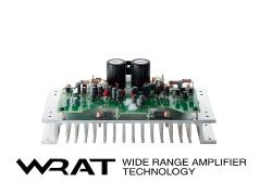 wide range amplifier technology