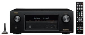 AVR-X2200W receiver by Denon